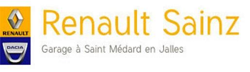 logo de renault Sainz