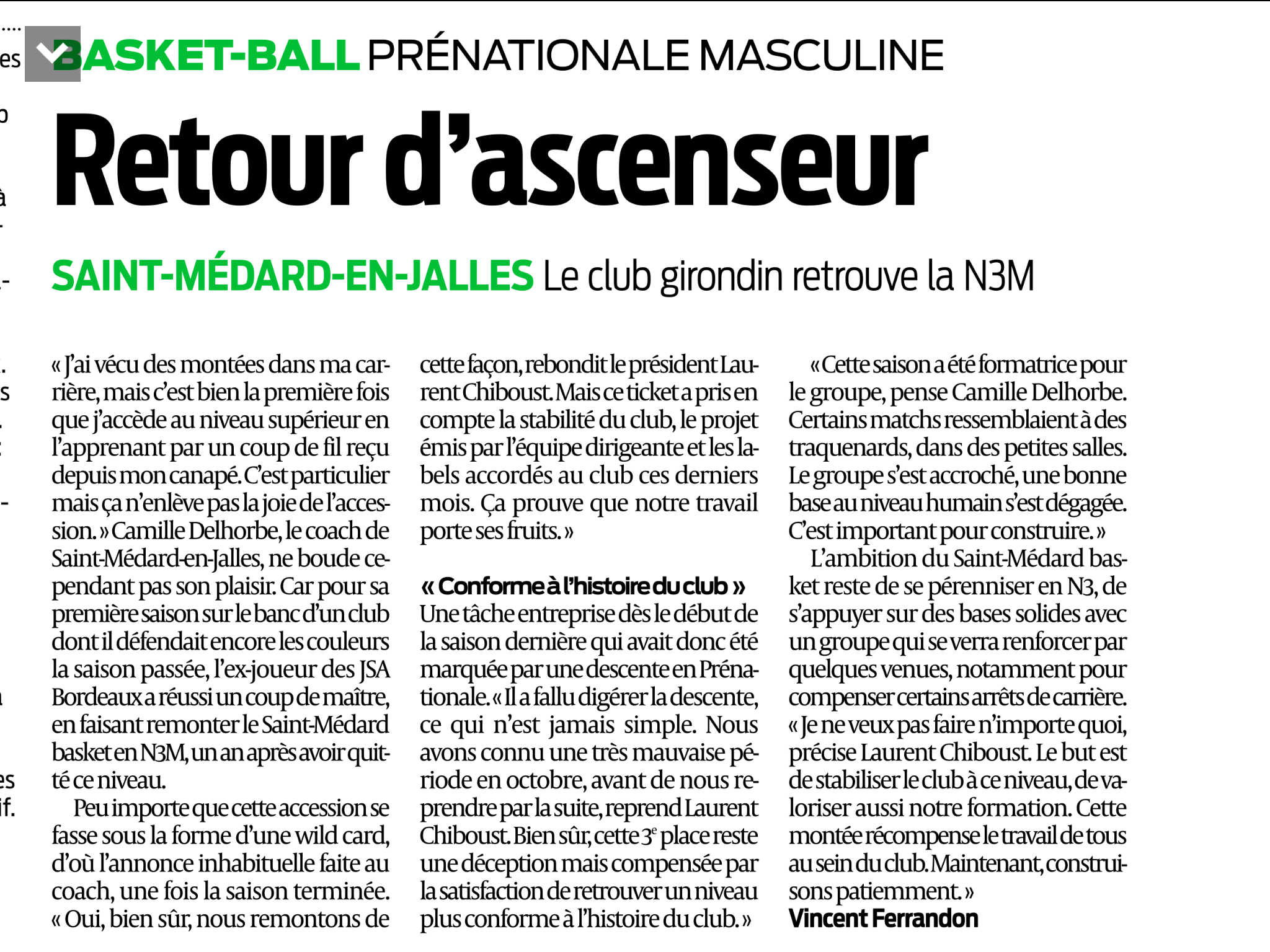 Sud Ouest Wild Card
