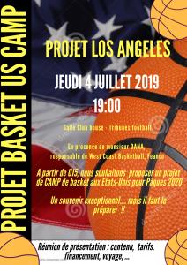 Projet Basket US