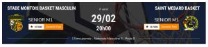 Compte Rendu Stade Montois du 29 février 2020